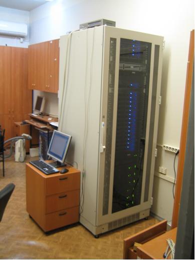 BIOSIM HPC-Cluster